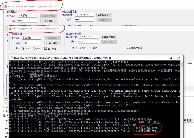 jt808服务器负载均衡架构设计